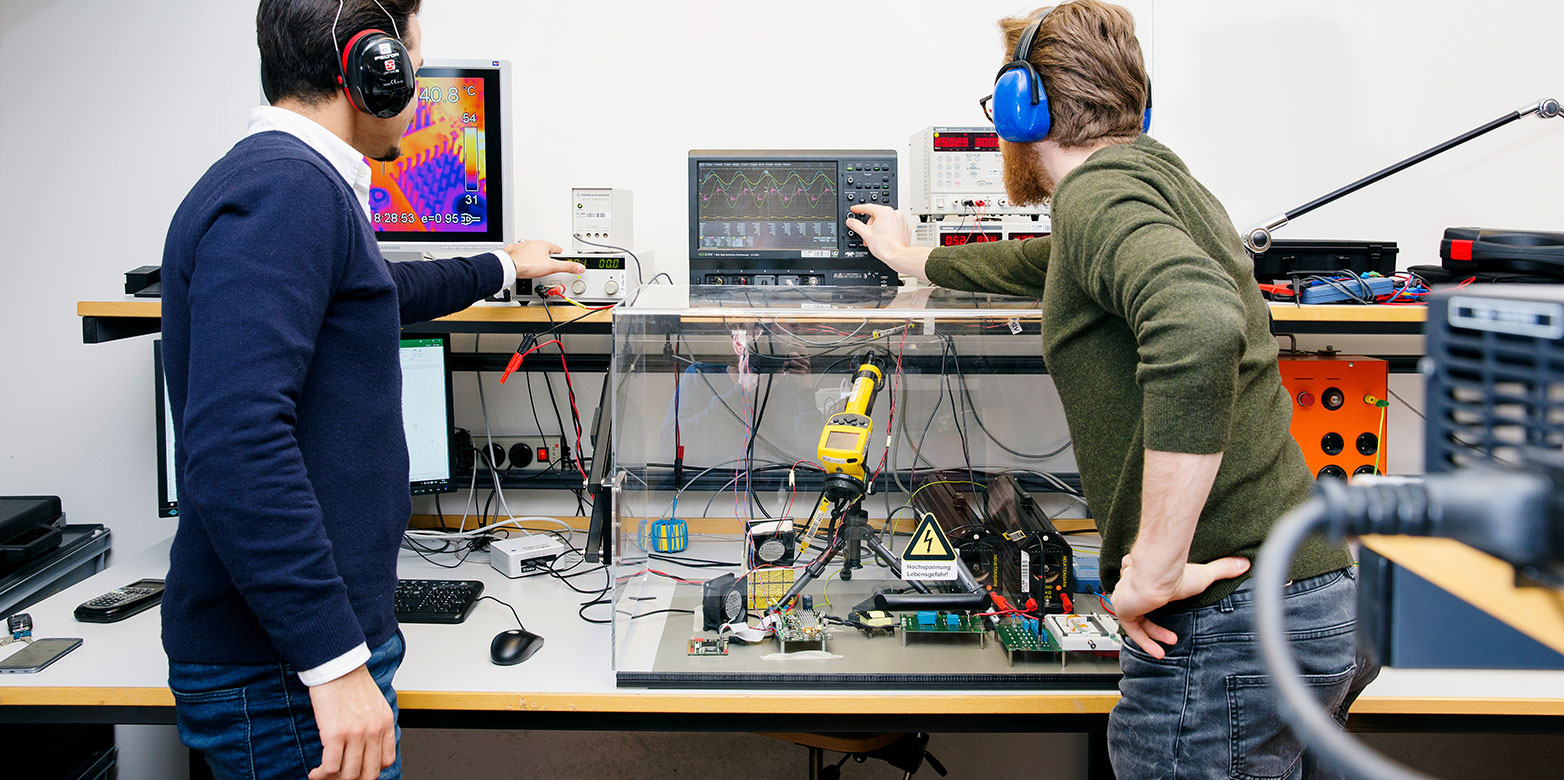 Homepage - PES – Power Electronic Systems Laboratory | ETH